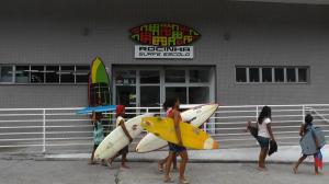 The Rocinha Surf School