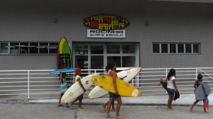 The Rocinha Surf School